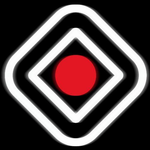il logo del marchio , per voi , in esclusiva...