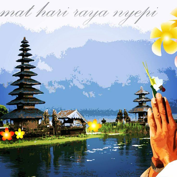 Happy #SilentDay #Nyepi #Bali #4AmatiBrata