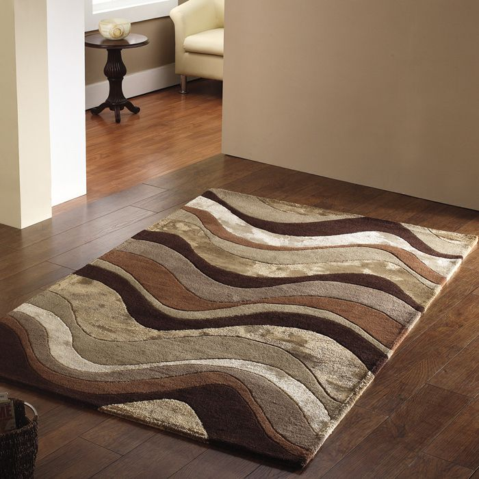 Brown Bath Rug