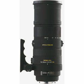 Téléobjectif zoom SIGMA APO 150-500mm F5-6.3 DG OS HSM - Sigma France