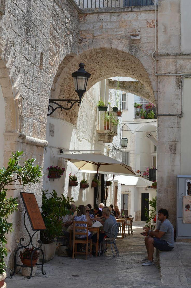 La Taverna Del Duca, Locorotondo, Puglia, Italy
