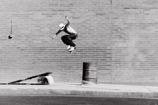Chad Muska - obstacles are fun
