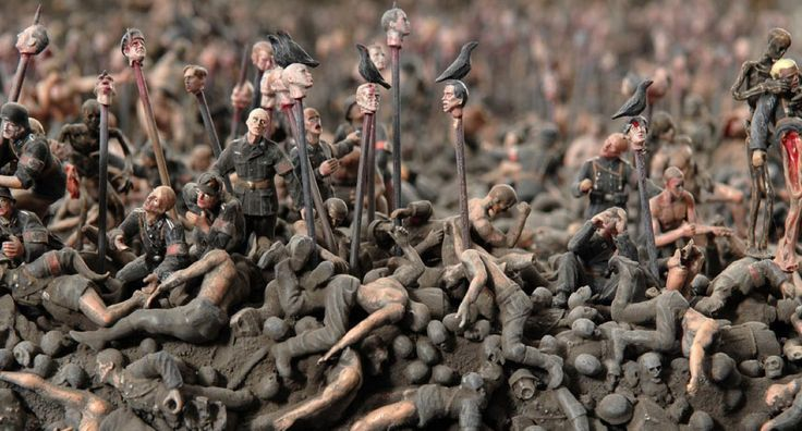 hell brothers diorama - Google Search
