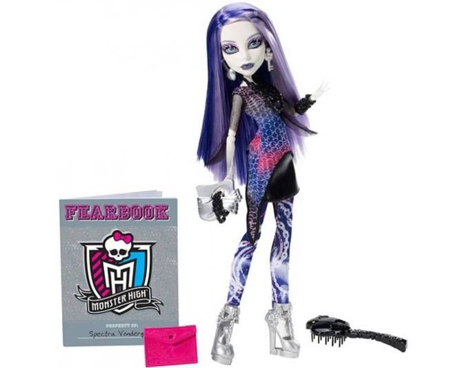 Mattel Monster High Spectra