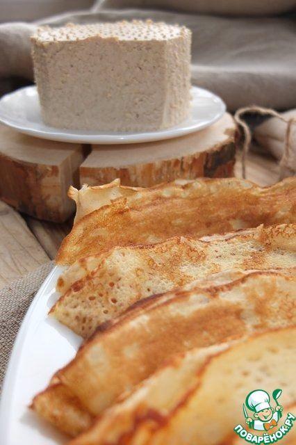 """Сыр творожный """"Десертный"""" - кулинарный рецепт"""