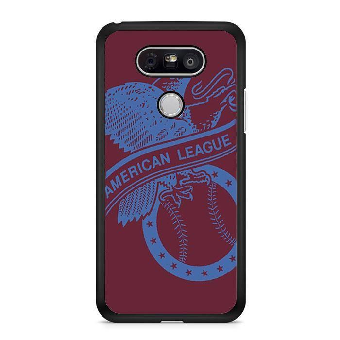 American League LG G6 Case Dewantary