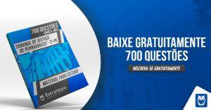 Apostila TJ PE – mais de 700 questões de concursos IBFC – GRÁTIS