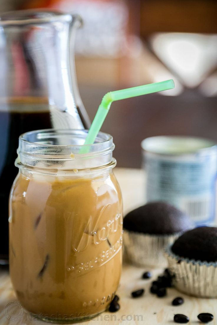 This Iced Coffee is an awesome party drink on a hot summer day (or even if it's just a little warm out, you should go ahead and make a batch).