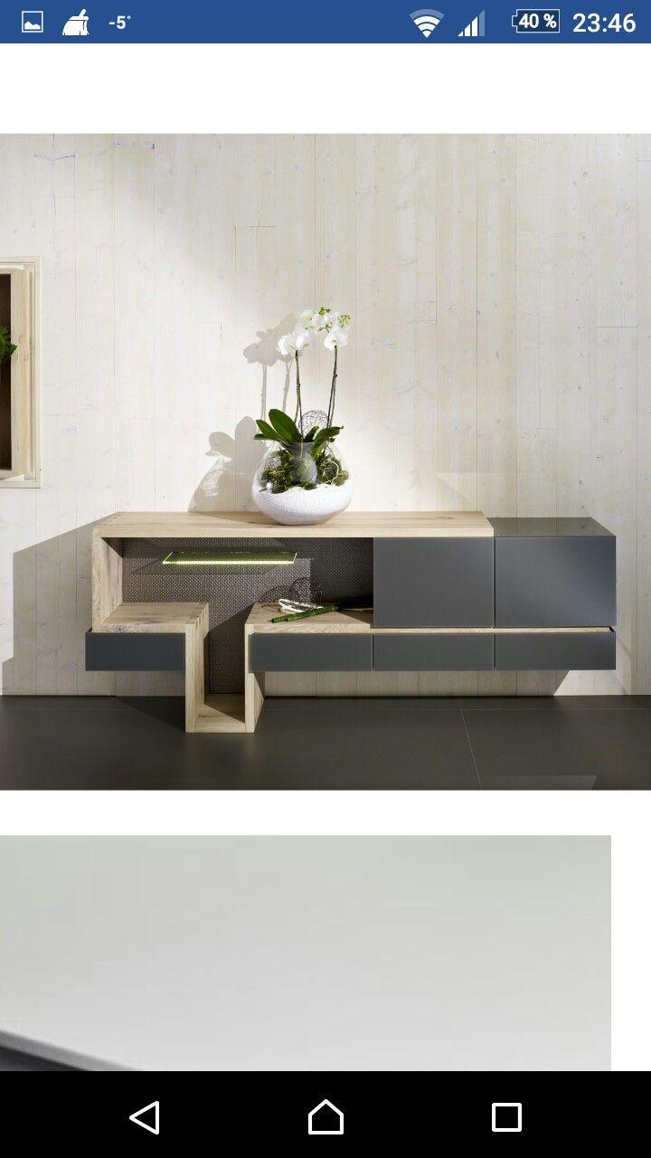 Mobili Contemporary Aufbewahrungsmobel Wohnzimmer Pari Dispari Presotto  Aufbewahrungsmobel ...