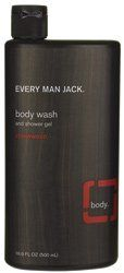Every Man Jack® Body Wash and Shower Gel Cedarwood.Chill like frost.