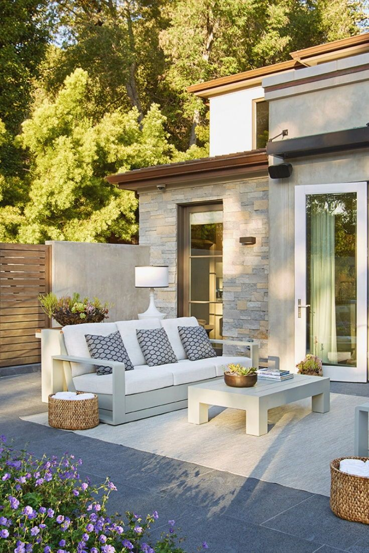 Luxury Outdoor Space At Home In Atherton Silicon Valley With