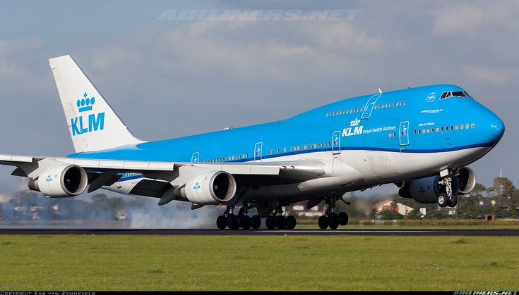 Boeing 747-406M - KLM - Royal Dutch Airlines | Aviation Photo #4146365 | Airliners.net