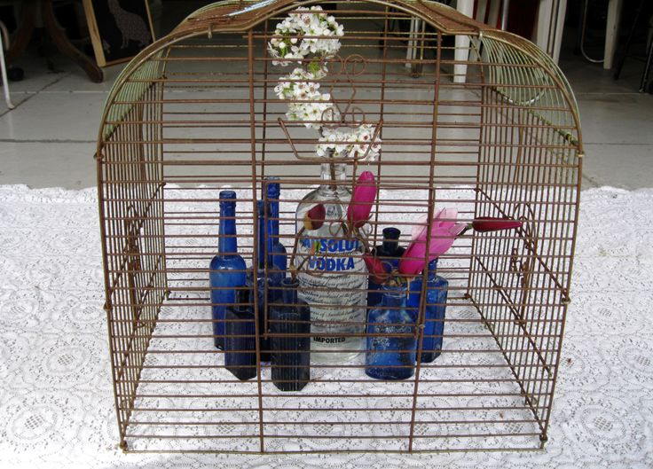 Vodka window