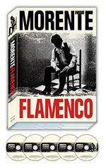 Flamenco (Enrique Morente) (Pack 5 CDs)  Enrique Morente - 24,90 €