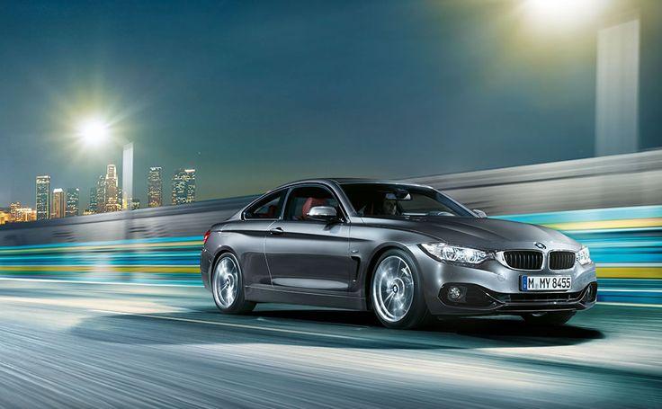 BMW 4 Series Coupé : Information