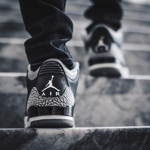 http://SneakersCartel.com Nike Air Jordan 3 Retro 'Black Cement'(by t_glick) #sneakers #shoes #kicks #jordan #lebron #nba #nike #adidas #reebok #airjordan #sneakerhead #fashion #sneakerscartel https://www.sneakerscartel.com/nike-air-jordan-3-retro-black-cement-by-t_glick/