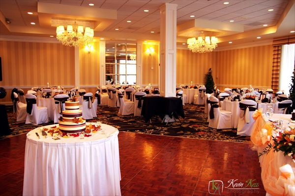 Crowne Plaza Cleveland South Independence Wedding Event Venues And