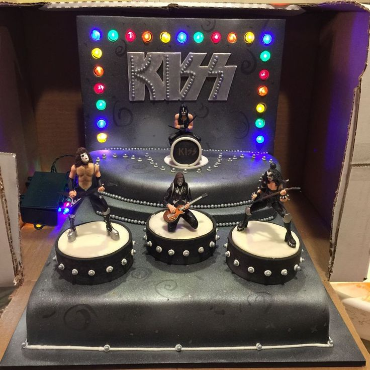 47 Best Microphone Cakes Images On Pinterest