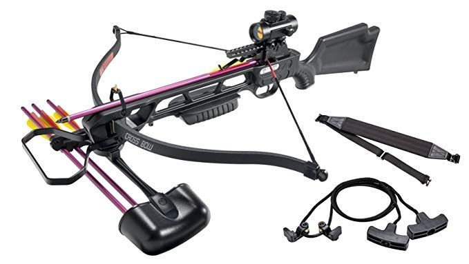 Leader Accessories Crossbow Package 160lbs 210fps <b>Archery</b> ...