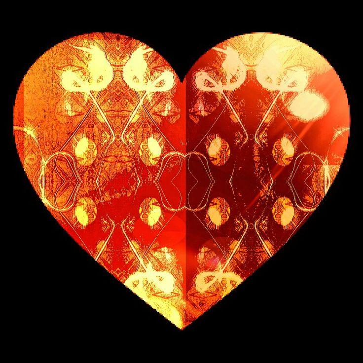 Sydän, heart