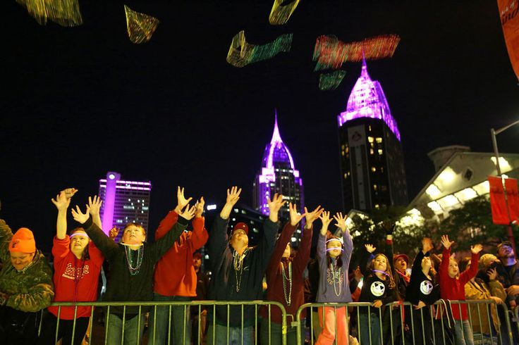 Mardi Gras _ Downtown Mobile ~ Home of Mardi Gras! Mobile, AL Local News, Breaking News, Sports & Weather - al.com