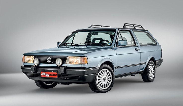 Grandes Brasileiros: VW Parati Surf