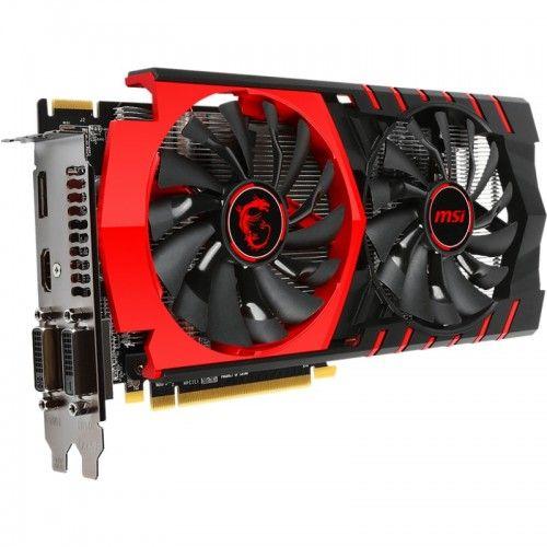 Placa video MSI AMD R7 370 GAMING OC 2GB DDR5 256-bit