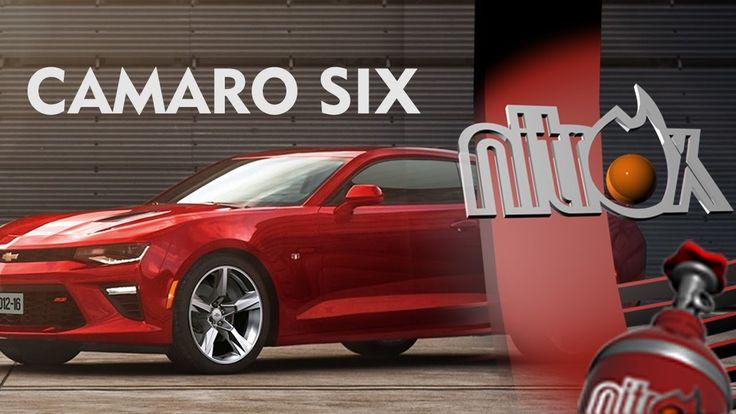 Camaro Six Sound