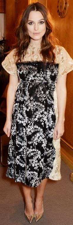 Keira Knightley in Michael van der Ham