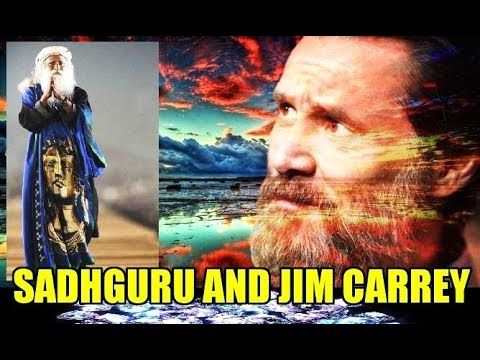 Sadhguru And Jim Carrey - THE NATURE OF THE LIMITED SELF (Cosmic Apotheo...