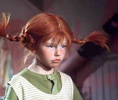 Pippi was my fave! ..lol