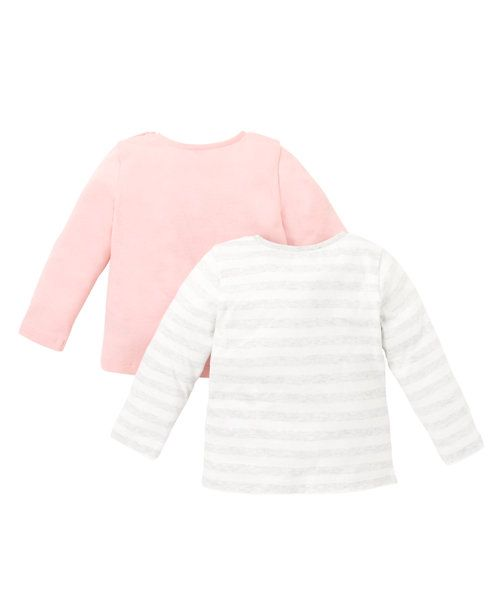 Long Sleeve T-Shirts - 2 Pack - tops & t-shirts - Mothercare