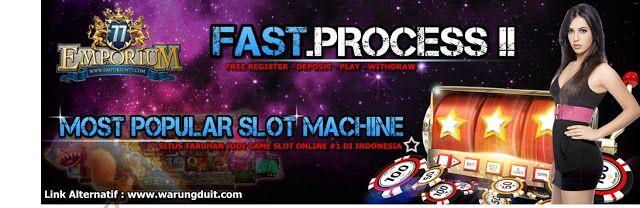 Cara Menang Casino Mesin Slot Game Online  Cek disini Yuk : http://bit.ly/2qPLigG