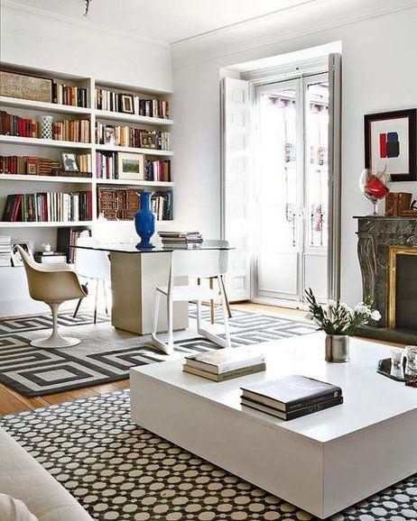 Consevar el estilo del centro de Madrid. Hojas de madera en la ventana??