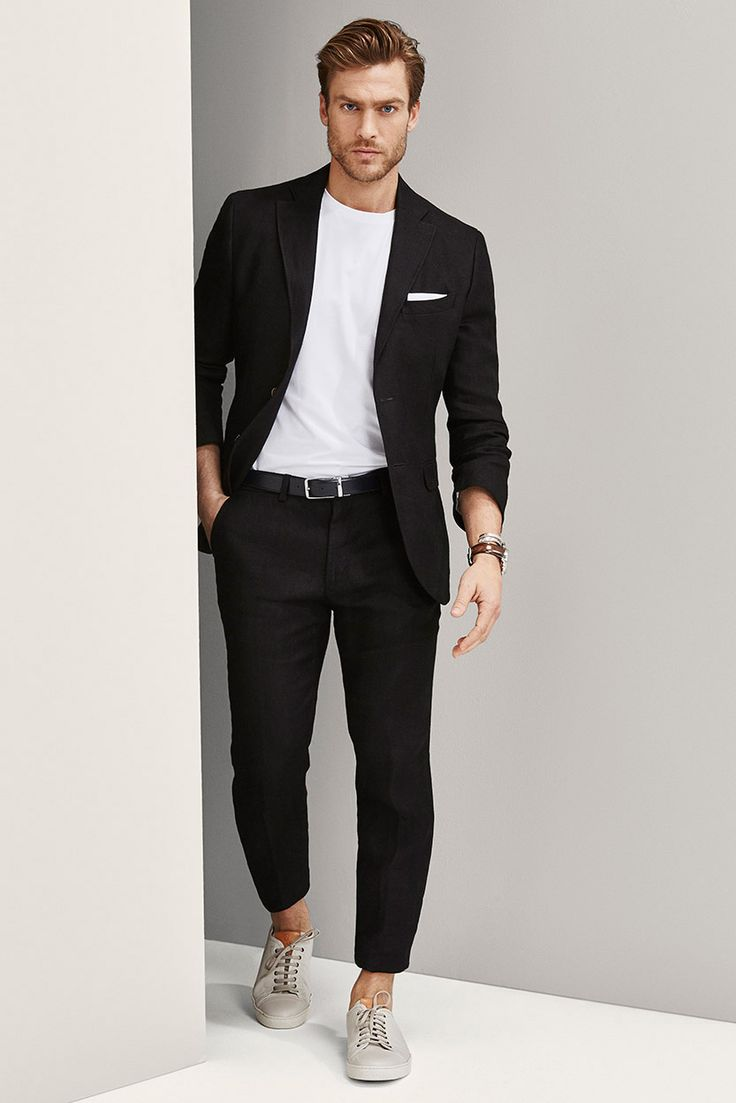 17 Best ideas about Casual Suit on Pinterest | Suits, Classic mens ...