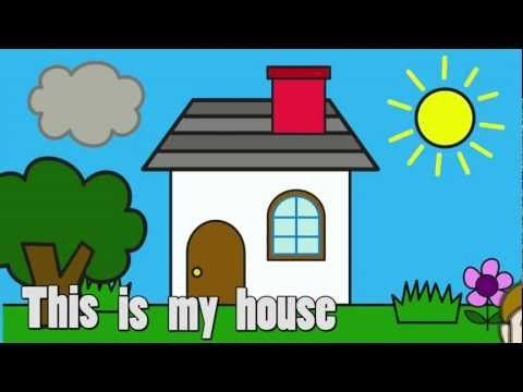 My House - Talking Flashcards