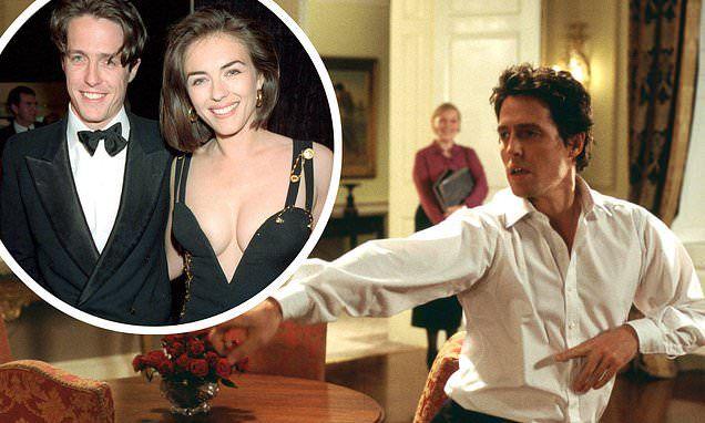 Elizabeth Hurley Sends Ex Boyfriend And Pal Hugh Grant Birthday Wishes In 2020 Elizabeth Hurley Hugh Grant Ex Boyfriend