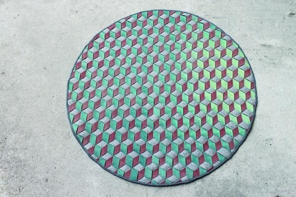 Season Carpet van Siren Elise Wilhelmsen | Gimmii Magazine