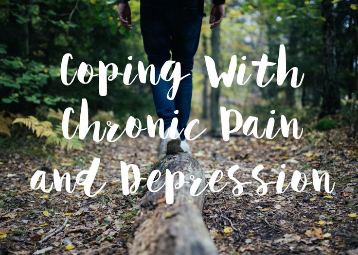 There is a well-established connection between depression and chronic pain. We've put together a list of tips, with the help of our Peer Support Group, to help you make life as manageable as possible and start to break down the pain/depression cycle #depression