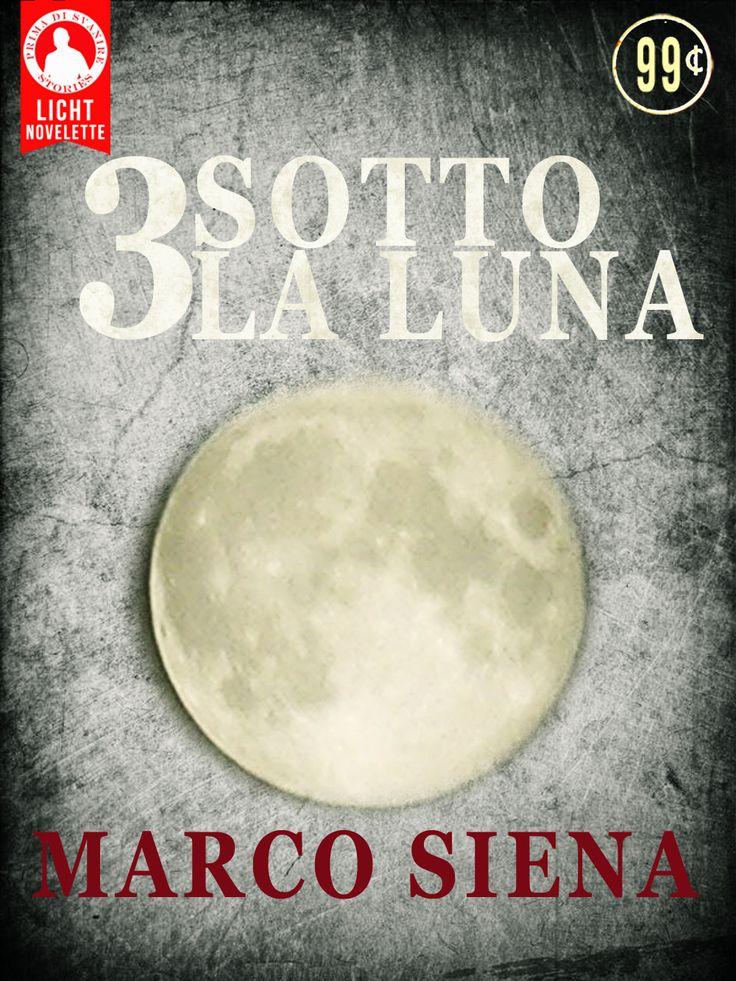 3 Sotto la Luna - 3 novelle #horror piene di ironia e #licantropi http://www.amazon.it/Sotto-Luna-Licht-Novelette-Vol-ebook/dp/B00HHL82HS