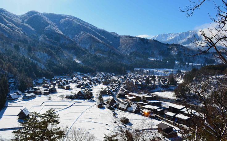 白川郷 (Shirakawa-go)