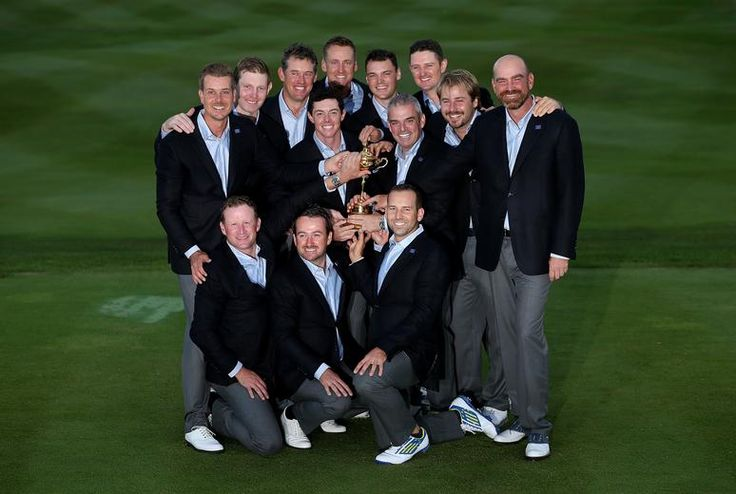 Europe - Ryder Cup 2014 Champions