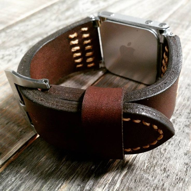 #applewatch, #ipodnano,  #apple,  #handmade, #leatherstrap, #manstyle