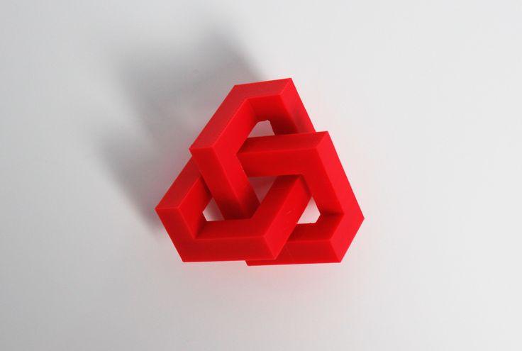 Geometric Knot by ZortraX.