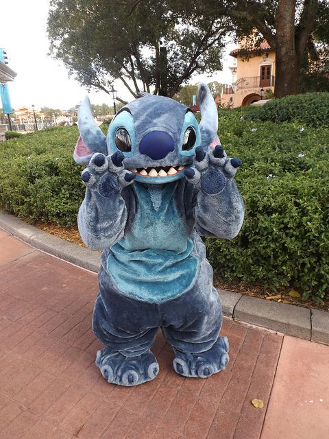 Disney World - Stitch