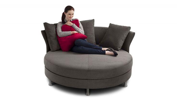Delta Circle Sofa