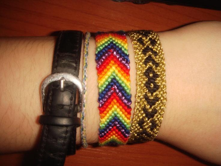 mouline bracelet for my sister