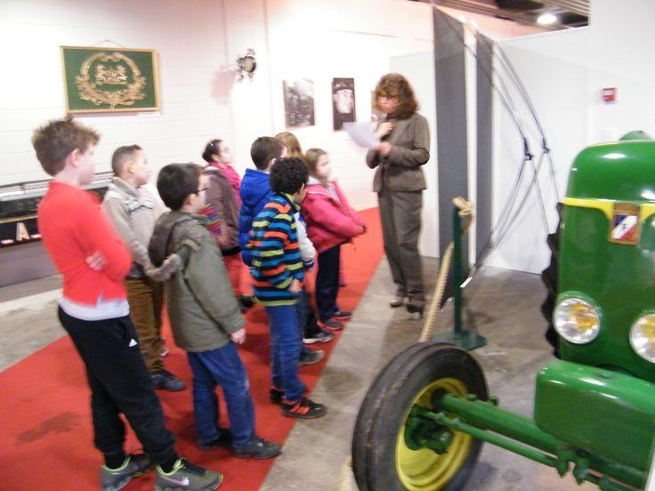 visite au musée de Vierzon