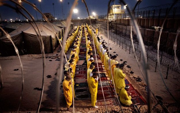 ISIS Using Prison To Force Inmates To Convert