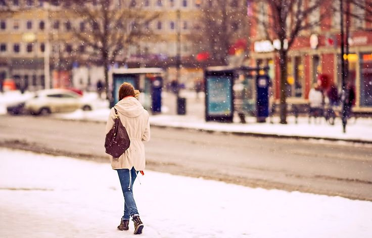 In that beautiful snowy day! by Aziz Nasuti on 500px